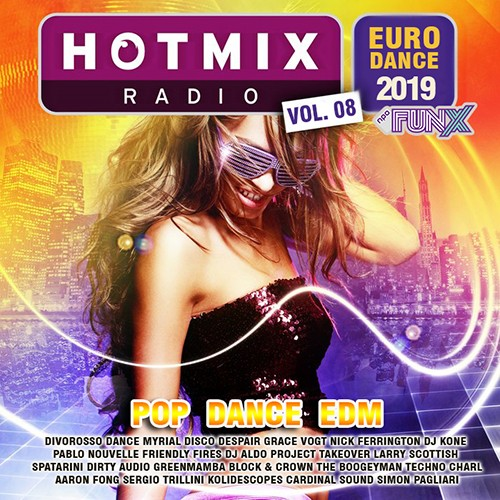 Hot Mix Radio Vol. 08 (2019) MP3