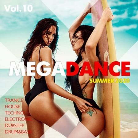 Mega Dance Vol.10 (2020) MP3