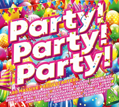 Party! Party! Party! [4CD] (2020) MP3