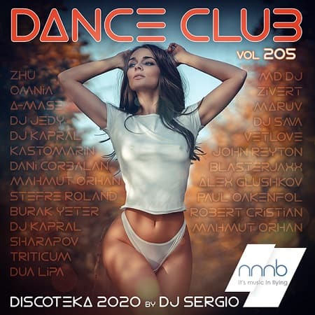 Дискотека 2020 Dance Club Vol.205 (Ноябрь 2020) MP3