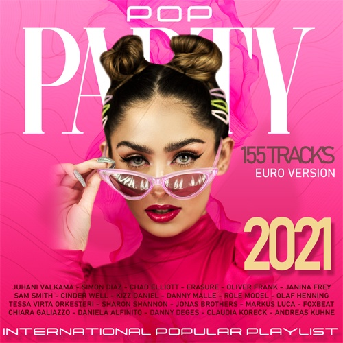 International Pop Party (2021) MP3