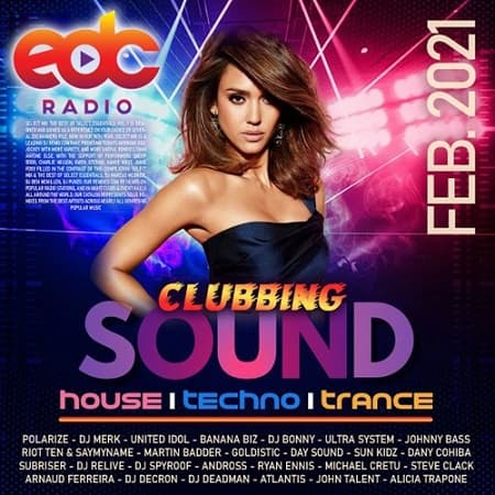 EDC Radio Clubbing Sound (2021) MP3