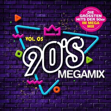 90s Megamix Vol.5 - Die Grossten Hits (2021) MP3